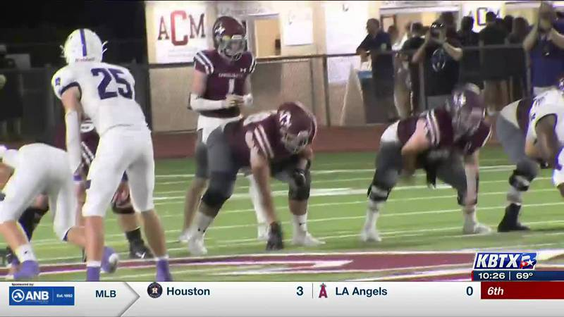 A&M Consolidated to open up district play Saturday against Lamar Consolidated