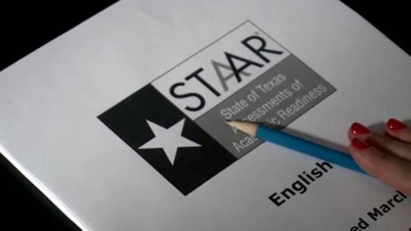 File photo: STAAR Testing