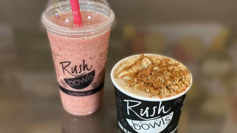 Rush Bowls now open