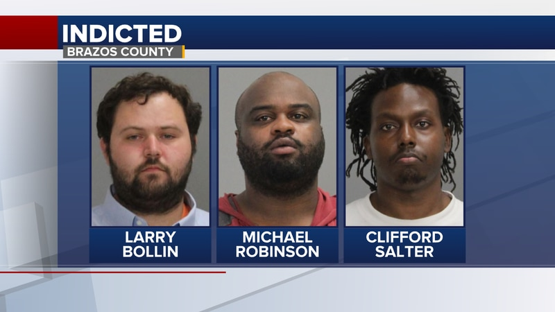 Brazos County Indictments