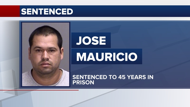 Prosecutors say Jose Mauricio is a gang member who has two prior criminal convictions.