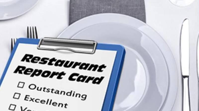 Restaurant Report Card