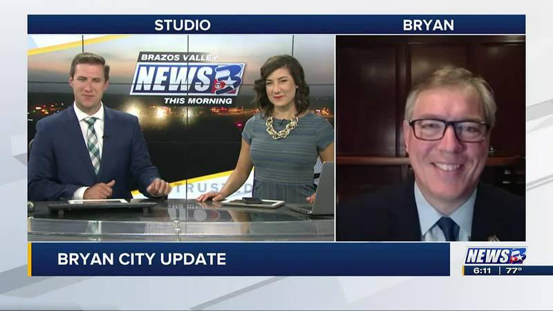 Bryan Mayor Andrew Nelson joins BVTM