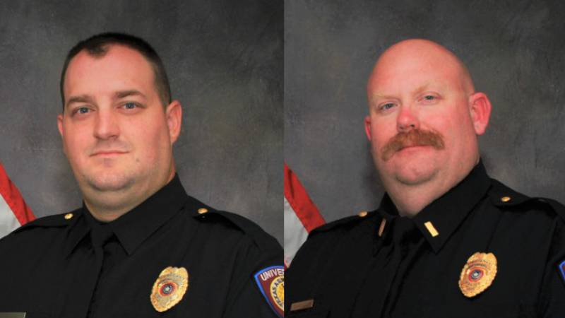 Two promoted at Texas A&M University police department