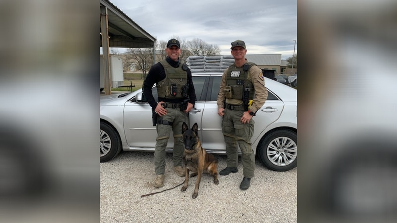 Fayette County Sheriff's Office Narcotics K-9 Unit