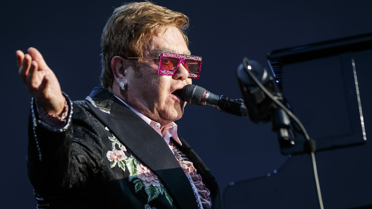 """With just a few months on the road, Elton John's """"Farewell Yellow Brick Road Tour"""" tops the..."""