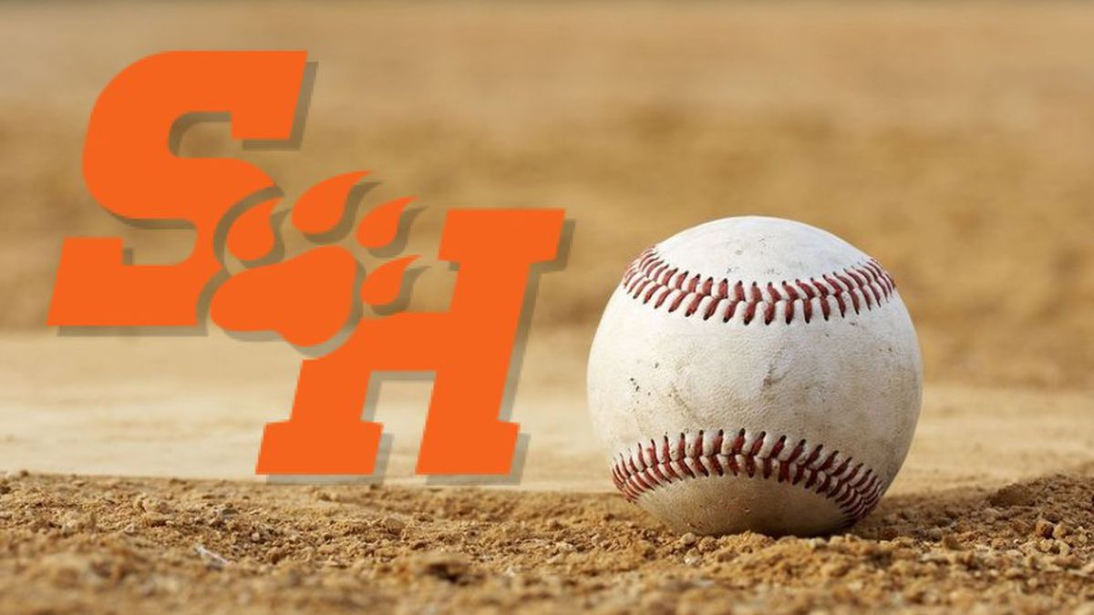 Sam Houston Bearkats Baseball logo