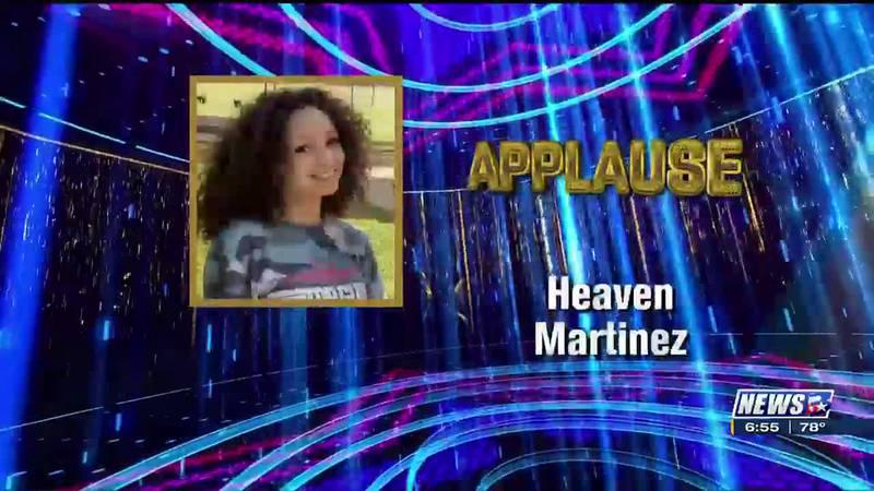 Applause - June 9, 2021