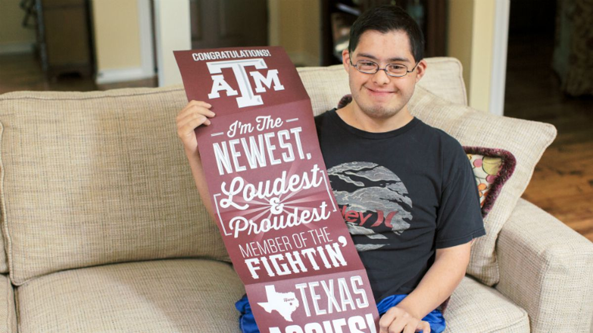 Photo of Miguel Gonzalez provided by Texas A&M University