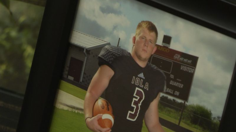 Local man killed in vehicle crash remembered by family.