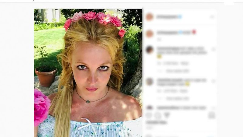 Britney Spears is scheduled to comment remotely during a court hearing Wednesday.