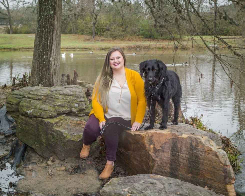 Leigha Wright was recently awarded the Texas Veterinary Medical Association's 2021 Licensed...