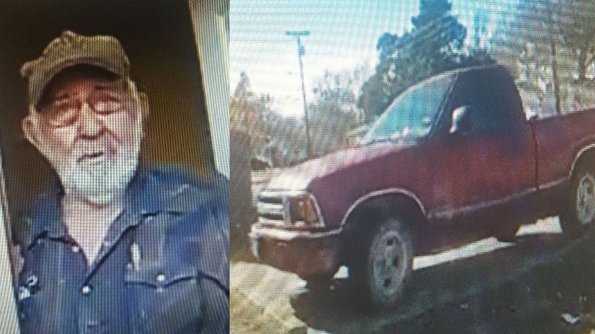 A neighbor saw Byrd getting into his red 1997 Chevrolet S-10 pickup Sunday morning.  He hasn't...