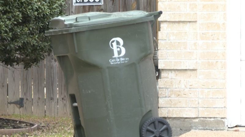 Bryan City Council approves a new recycling company as an option for residents.