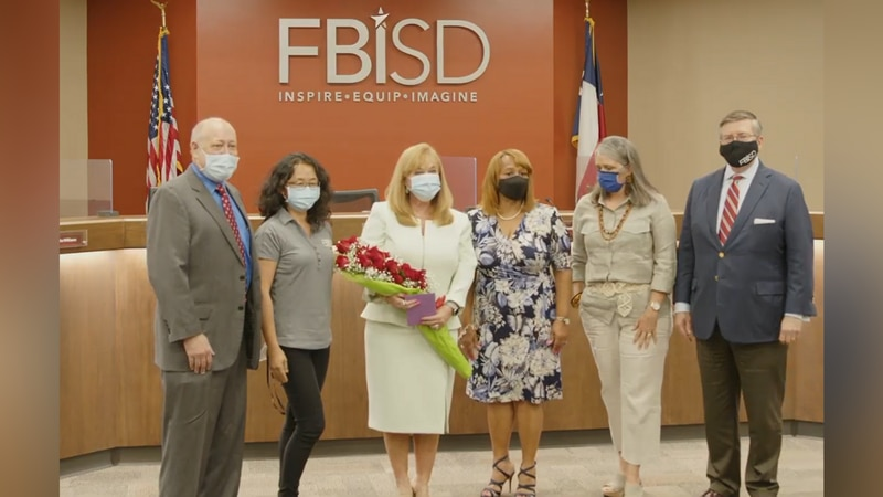 Dr. Christie Whitbeck was named sole finalist for top job at Fort Bend ISD