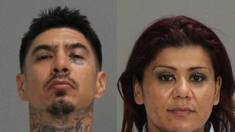 Daniel Pineda, 35, and Stephanie Reyes, 36