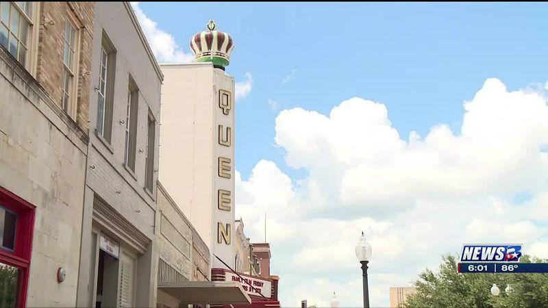Downtown Bryan businesses pushing through pandemic