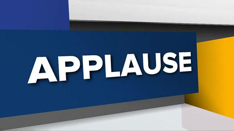 Applause- January 13, 2021