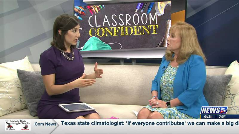 Christie Whitbeck, Bryan ISD superintendent, joins BVTM.