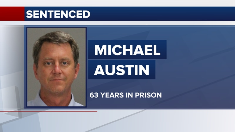 Michael Austin was found guilty of aggravated sexual assault of a child and sentenced to prison...