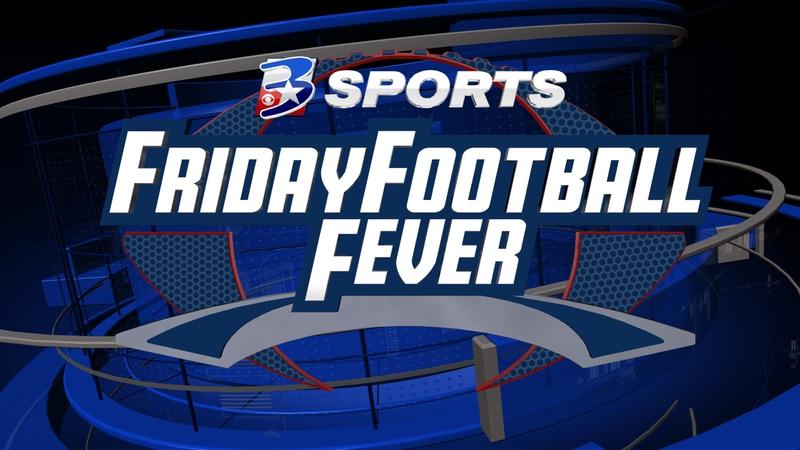 KBTX Friday Football Fever Graphic