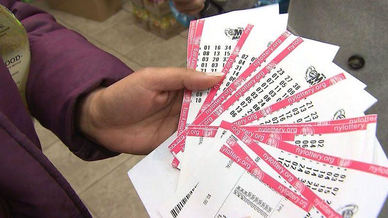 Mega millions lottery jackpot climbs to $750 million, the second largest jackpot in Mega...