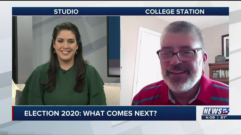 Election 2020: What's next?