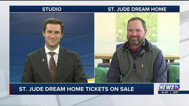 One of this year's St. Jude Dream Home builders about his experience with the project