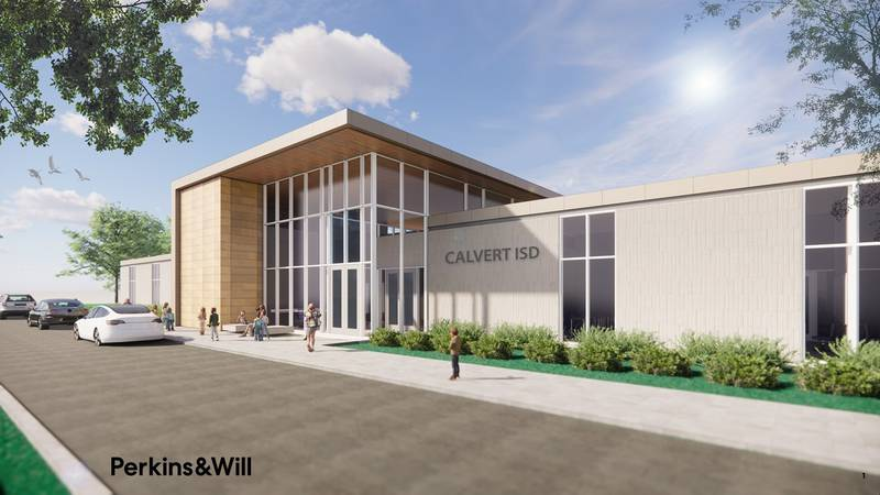 The school district released new renderings of the new campus coming.
