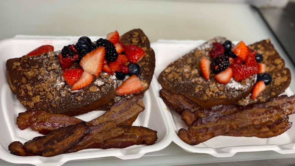 BWD Bites Food Truck French Toast