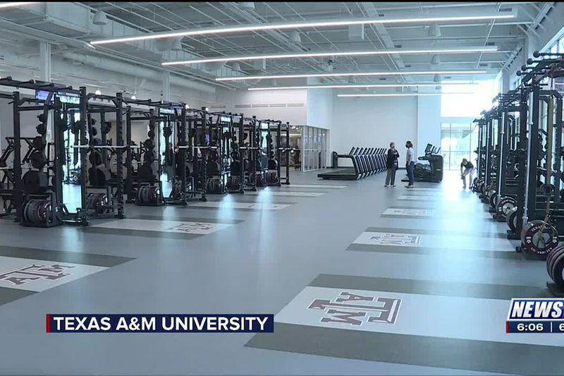 New Polo Road Rec Center dedicated at Texas A&M
