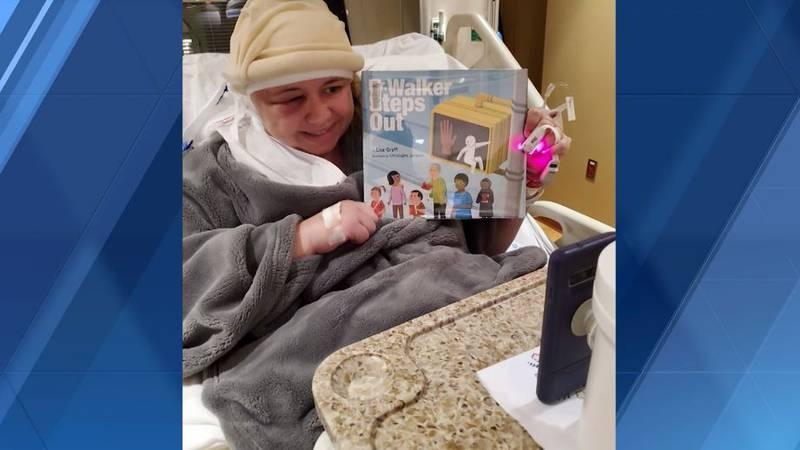 Mrs. K.D. Meucci, a 4th grade teacher from Pennsylvania, had surgery to remove a brain tumor....