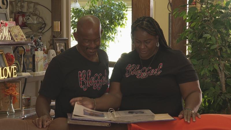 Janice and Floyd Ellis