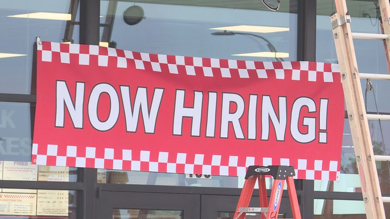 "While many businesses around town have their ""Now Hiring"" signs posted, employers and workers..."