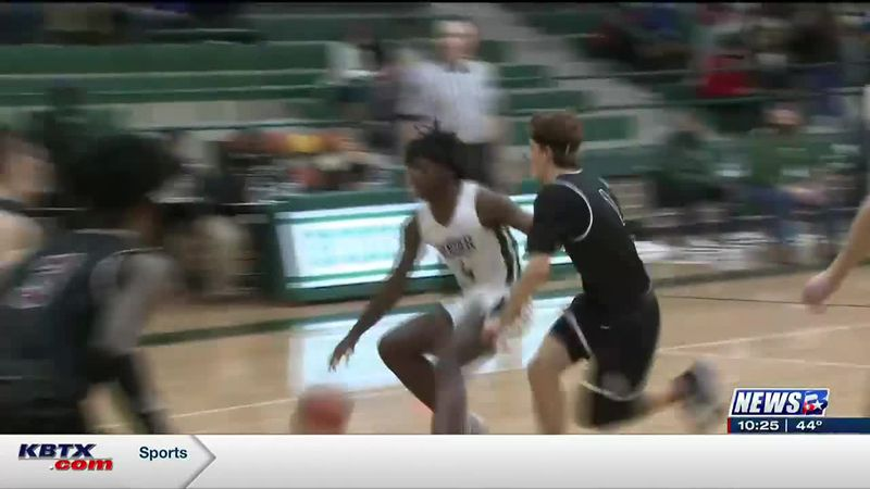A&M Consolidated tops Rudder in crosstown showdown 59-45