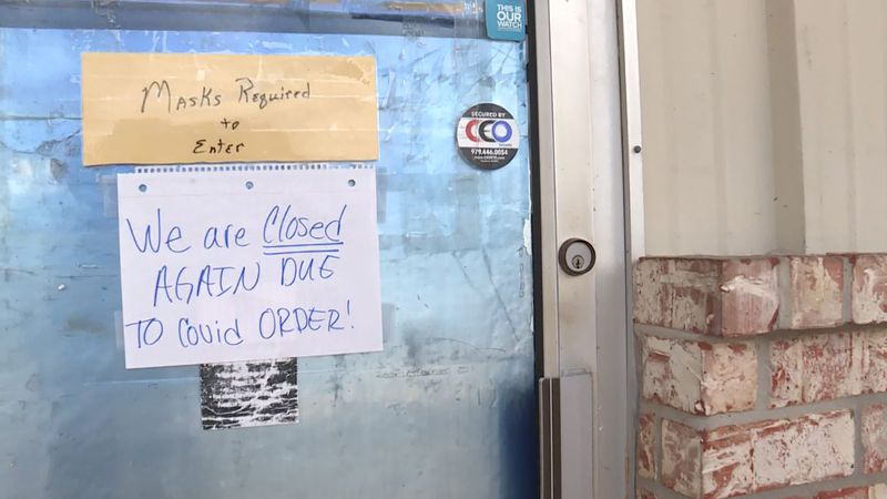 A Somerville area bar doesn't know what the future holds after being shut down again due to...