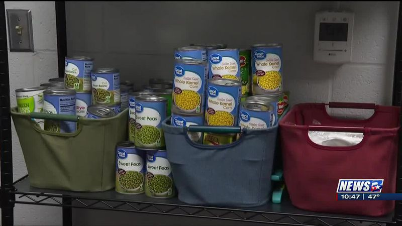 Local schools team up with Brazos Valley Food Bank to help fight child hunger