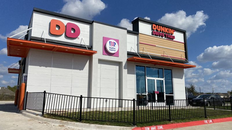 The hours of the Dunkin' will be 5 a.m. to 11 p.m.