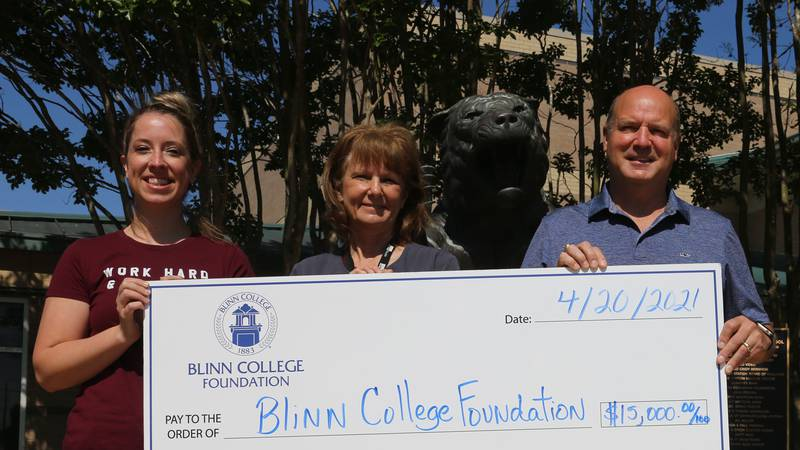 The Dianne Dusold A&M Consolidated High School Scholarship will benefit students pursuing...