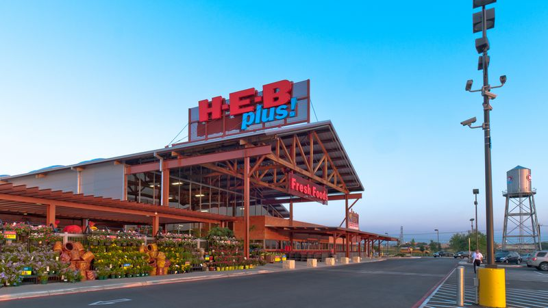 H-E-B, the San Antonio-based supermarket chain which has 340 stores in Texas and Mexico, takes...