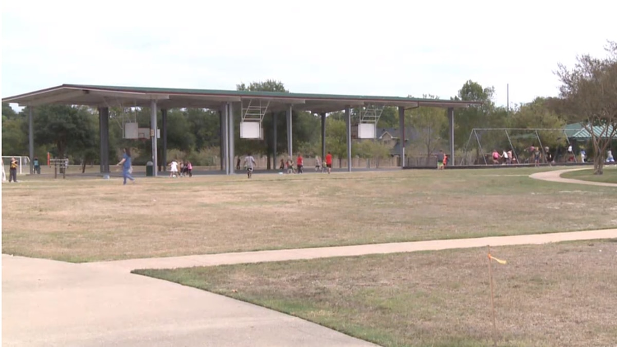 File photo of children playing at Tiffany Park in Bryan.