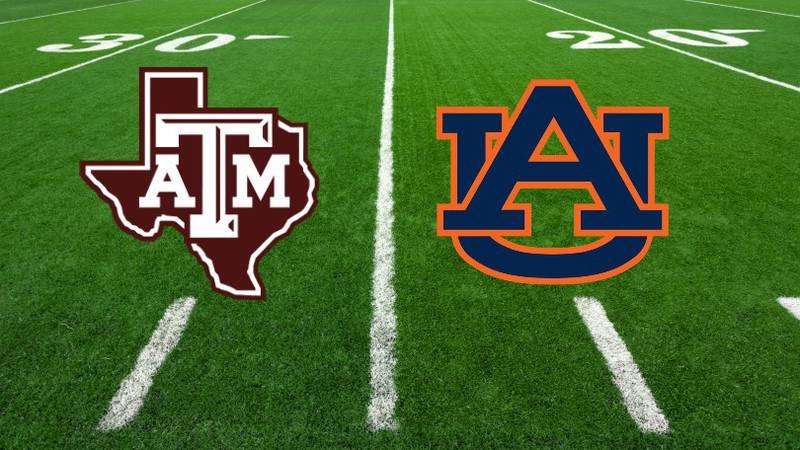Texas A&M vs Auburn