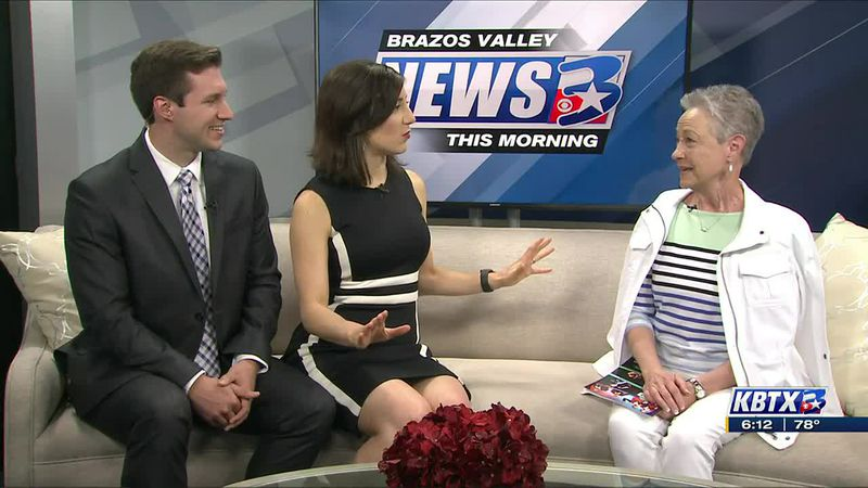 Anne Black, executive director of MSC OPAS, joined BVTM Friday.