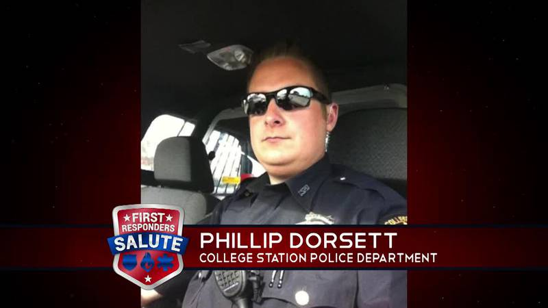 This week's First Responder Salute goes to Phillip Dorsett.