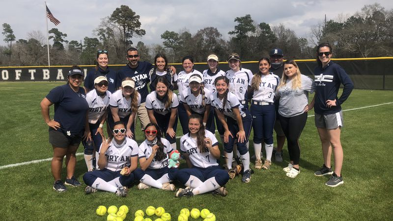 The Bryan Lady Viking Softball team picked up a 7 noting win over Lumberton and with the...