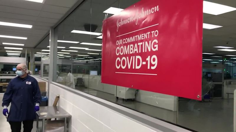 After the initial shipment, supply of the COVID-19 vaccine is expected to be limited, but by...