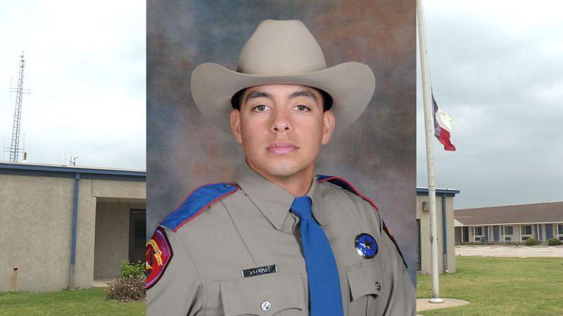 Trooper Juan Tovar is based in Madison County.