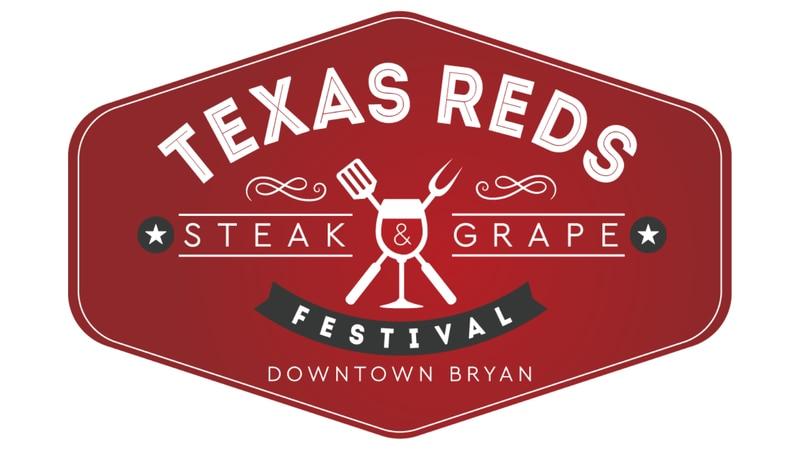 Texas Reds Steak and Grapes Festival