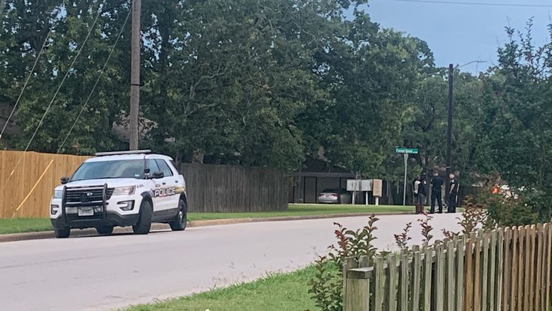 Several people living on Forest Bend Drive near Verde Drive tell KBTX they heard several shots...