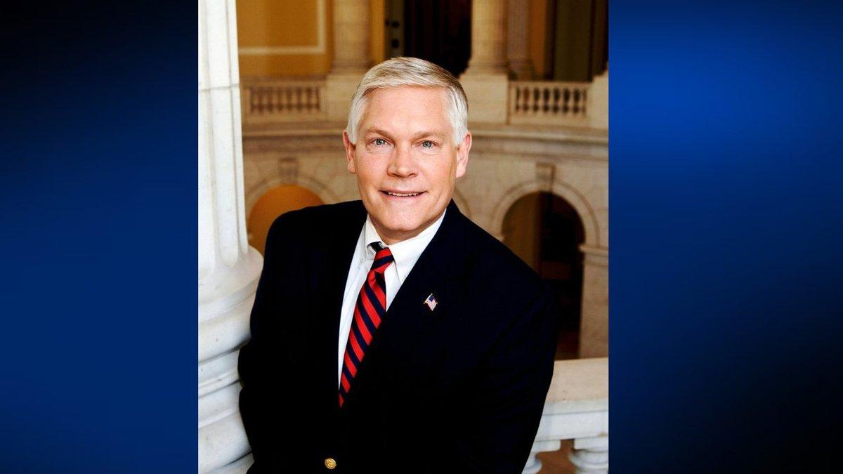 U.S. Congressman-elect Pete Sessions, (R) District 17
